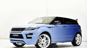 land rover evoque blue startech range rover evoque lpg headed to frankfurt