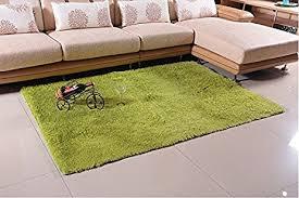 livingroom rug amazon com modern shag area anti slip rugs living room