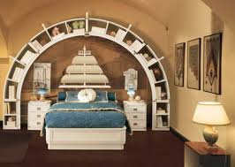 bedroom ideas with round beds great home design