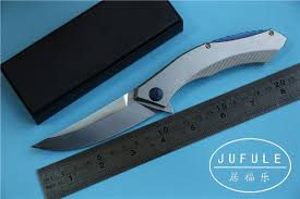 aliexpress com buy jufule yidu tactical folding d2 blade full