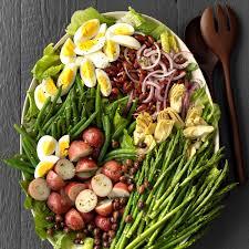cuisine nicoise veggie nicoise salad recipe taste of home