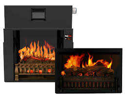 the most realistic electric fireplace inserts with sound