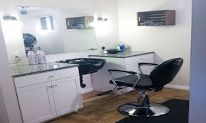 Small Space Salon Ideas - pallet furniture ideas for a hair salon small space hair salon
