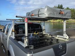 nissan frontier bed rack 2003 nissan frontier 4wd crew cab motor home truck camper rental