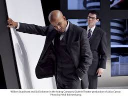 obama u0027s ides of march the acting company production of julius