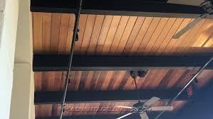 Outdoor Wood Ceiling Planks by Wood Ceiling Planks U2013 Custom Tongue U0026 Groove Ceiling Planks