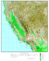Map Of North Carolina Coast East Coast Us Elevation Map 300 Foot Tsunami North South Carolina