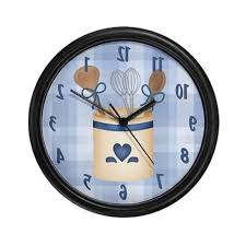kitchen utensil clock kenangorgun com