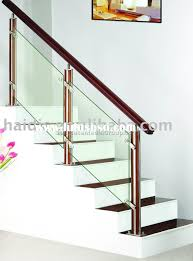 ss staircase railing glass 9 best staircase ideas design