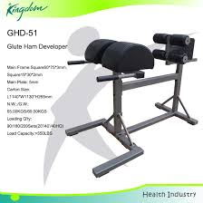 Gym Bench Size China Glute Ham Developer Fitness Commercial Gym Strength Fitness