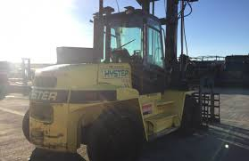 used 2008 hyster h10 00 xm 10 ton diesel forklift used
