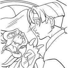 treasure planet 6 coloring pages hellokids