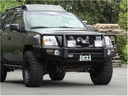 nissan xterra lift kit amazon com arb 3438270 winch compatible bull bar automotive
