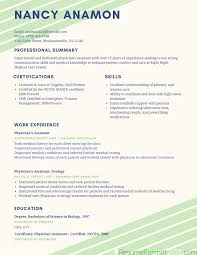 Example Of Good Resume by Example Of Best Resume Format 2017 Resume Format 2017