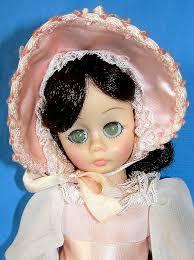 vintage madame pinkie doll from heirloomdolls on ruby