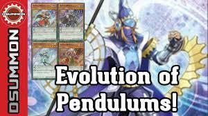 yu gi oh evolution of pendulum rank 4 magician engine youtube