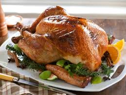 spiced and roast turkey recipe nigella lawson food