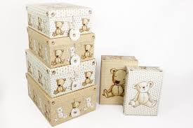 cardboard storage boxes with lids