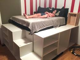 stolmen bed hack ikea platform bed ezpass club