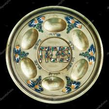 traditional seder plate vintage passover seder plate stock photo vkuntsman gmail