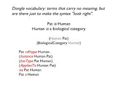 translating into common logic