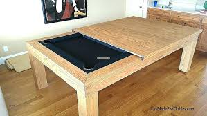 pool table dining room table combo ping pong table over pool table pool tables with ping pong medium