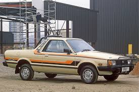 subaru pickup for sale subaru brat classic car review honest john