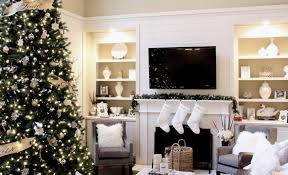 Christmas Decor In The Home | christmas home tour 2013 decor youtube