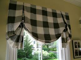 Black And White Buffalo Check Curtains Maison Decor Window Treatment Secrets