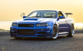 nissan skyline r34 wallpaper nissan gtr r34 wallpaper wallpapersafari