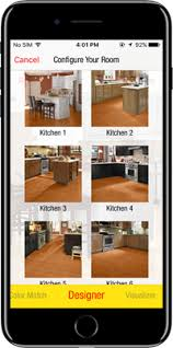 augmented flooring app and tiling app for ceramic tiles