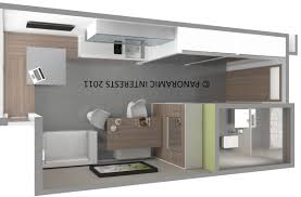 micro apartments so nice you u0027ll wish your place was this small