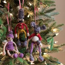 clara s nutcracker trio ornament kit skein in the big wool