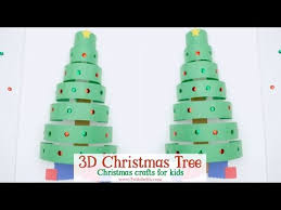 3d Christmas Crafts