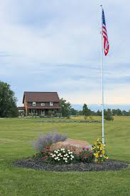 Christmas Tree Shop Flagpole by How To Add An In Ground Flagpole U0026 Landscape Around It Markers