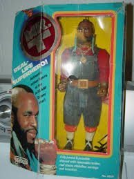 mr t earrings fs 83 galoob mr t real mib sold