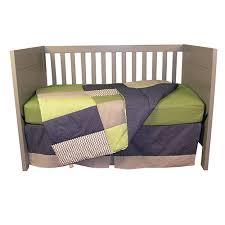 Preppy Crib Bedding Baby Boy Trend Lab Perfectly Preppy Crib Bedding Set Boscov S