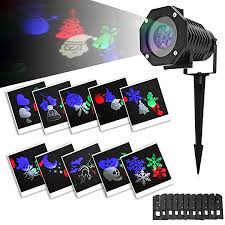 projection lights christmas projection lights with 10 rotating