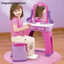 Teamson Vanity Kids Vanity Set Ebay
