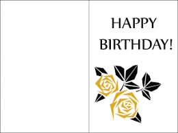 birthday card to print card invitation design ideas happy birthday cards to print out