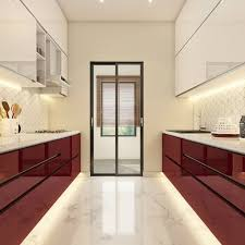 parallel kitchen design 72 best modular kitchens images on pinterest backsplash