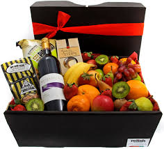 fruit gift boxes watershed fruit gift box perth metro only relish gourmet