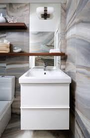 Varsity Theater Bathroom Condo Renovation Kitchen And Bath Contemporary Bathroom