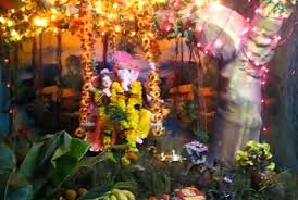 decoration themes for ganesh festival at home how to decorate home for ganesh chaturthi interior designing ideas