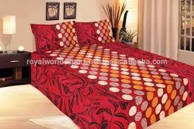 Indian Inspired Bedding Decorative Handmade Duvet Bedspread Embroidered Designer India