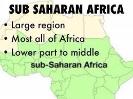 Blank Map Of Sub Saharan Africa by Sub Saharan Africa Health By Olivia Schreur