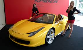 what is the price of a 458 italia 458 spider launched pricing starts from rm1 9 mil