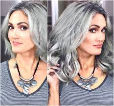 gray hair fad the 25 best silver hair extensions ideas on pinterest grey hair