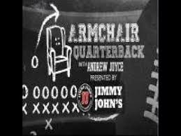 Armchair Quarterback Game Armchair Quarterback November 9 2017 Youtube