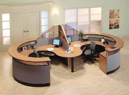 Big Office Desks Bina Office Furniture March 2009